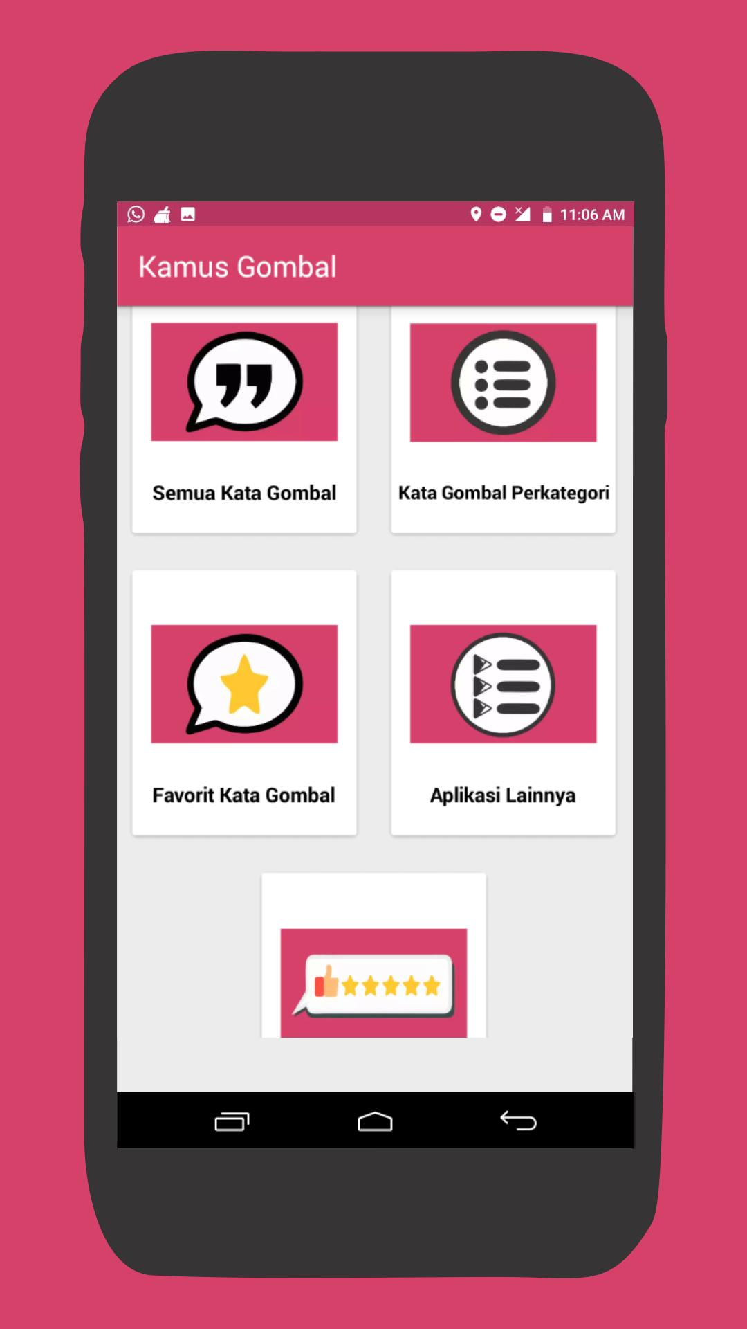 Kamus Gombal For Android APK Download