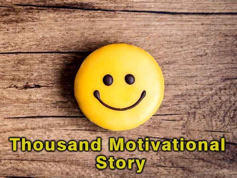 Thousand Motivational Stories poster