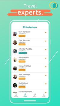 Karikatour - Guide, Traveling & Destination screenshot 3