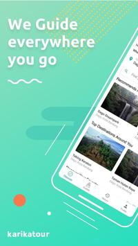 Karikatour - Guide, Traveling & Destination poster
