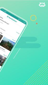Karikatour - Guide, Traveling & Destination screenshot 1