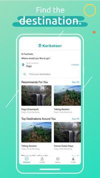 Karikatour - Guide, Traveling & Destination screenshot 5