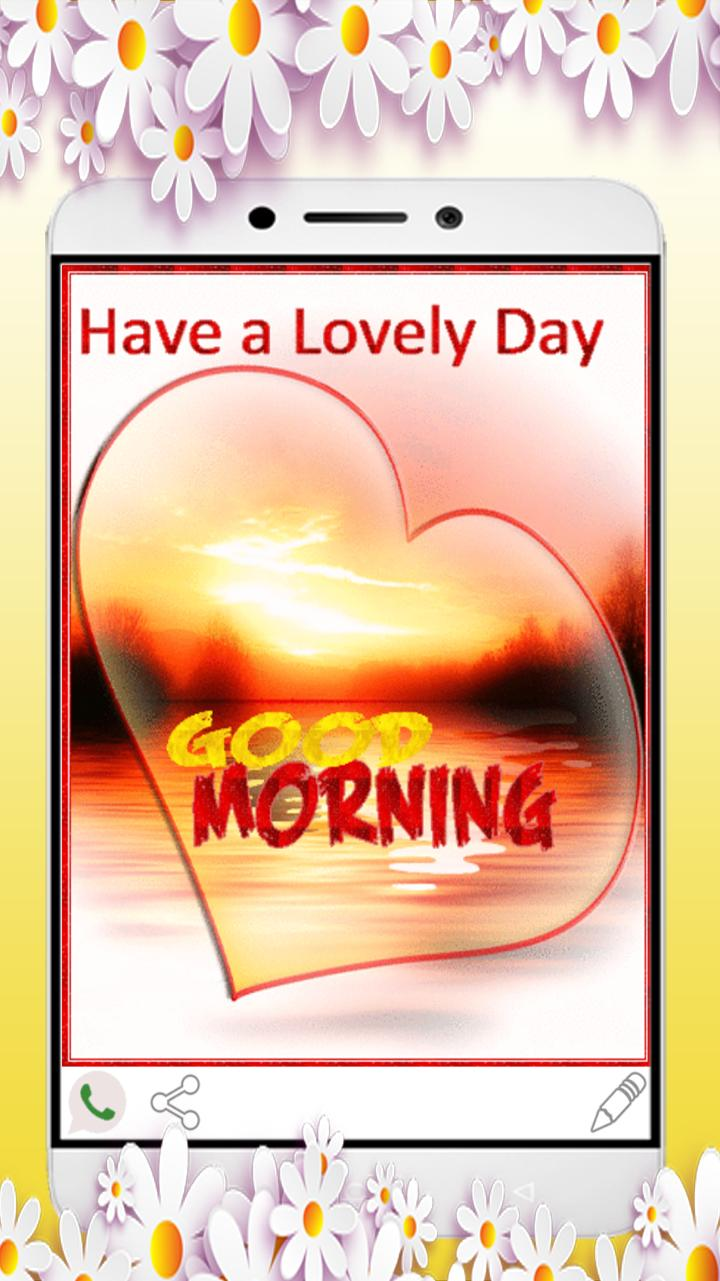 Good morning gif for Android - APK Download