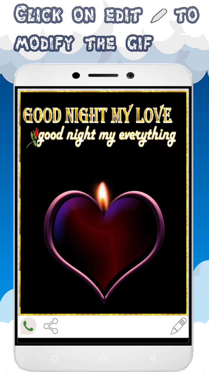 Good night gif for Android - APK Download