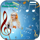 Music Photo Frames icon