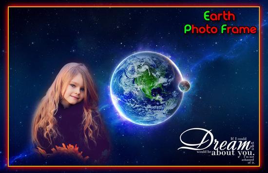 Earth Photo Frames screenshot 2