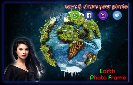 Earth Photo Frames screenshot 3