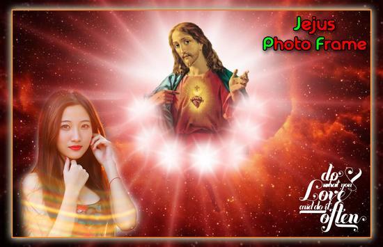 Jesus Photo Frames poster
