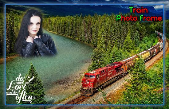 Train Photo Frames poster