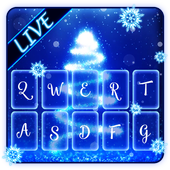 Christmas Tree Keyboard Theme icon