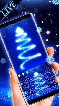Christmas Tree Keyboard Theme screenshot 1