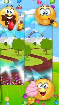 3D Sweet Candy Live Blast Keyboard Theme🍬🍭 screenshot 2