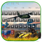 Survival Game Keyboard Theme💣 icon