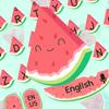 Cute Watermelon keyboard simgesi
