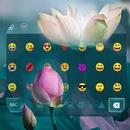 Lotus Flower Keyboard APK