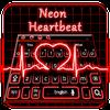 Neon Heartbeat Keyboard icon