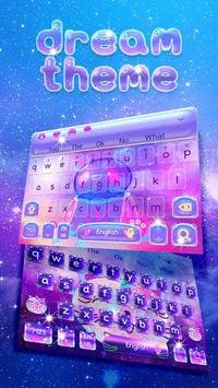 Neon Panda Keyboard Theme screenshot 2
