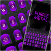 Purple Metal Keyboard アイコン