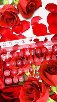紅玫瑰鍵盤 截图 1
