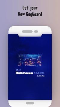Halloween Keyboard 2019 – Evening poster