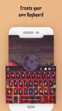 Halloween Keyboard 2019 – Evening screenshot 1