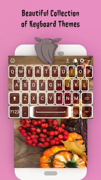 Halloween Keyboard 2019 – Evening screenshot 3