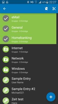 Keepass2Android screenshot 7