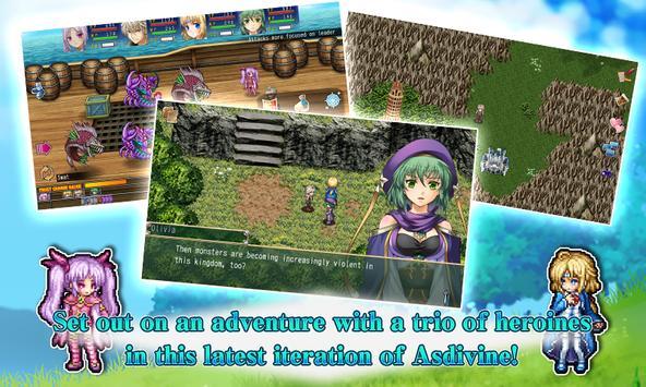 [Premium] RPG Asdivine Cross ảnh chụp màn hình 1