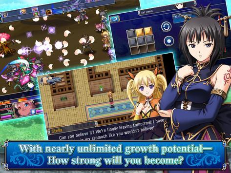RPG Asdivine Hearts ảnh chụp màn hình 8