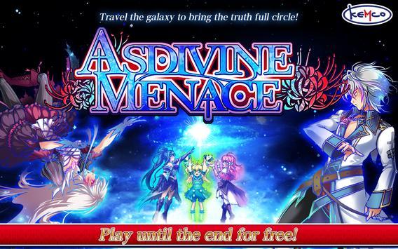 RPG Asdivine Menace تصوير الشاشة 10