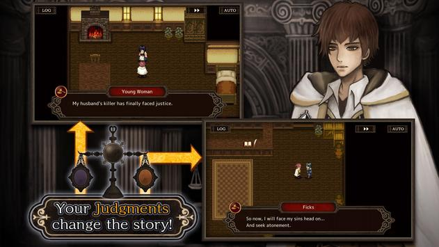 RPG Monochrome Order screenshot 1
