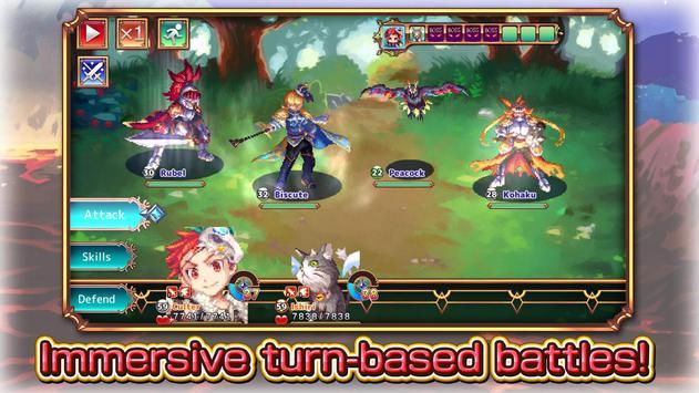 RPG Monster Viator скриншот 19