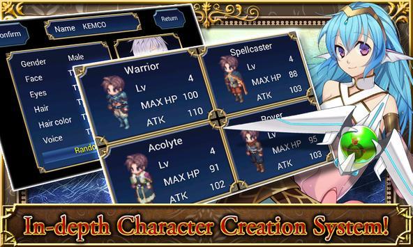 SRPG Legend of Ixtona ảnh chụp màn hình 1