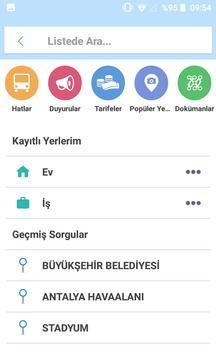 Antalyakart Mobil screenshot 1