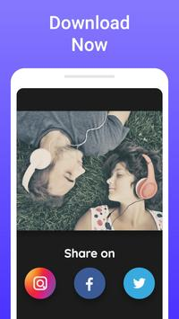 Add music to video - background music for videos screenshot 3