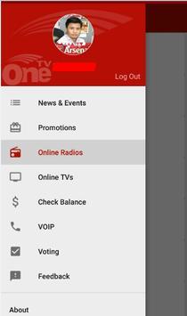 OneTV screenshot 1