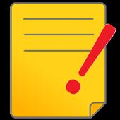 思い出せるメモ帳 icon