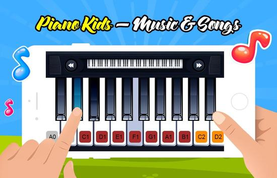 Piano Kids - Music & Songs poster