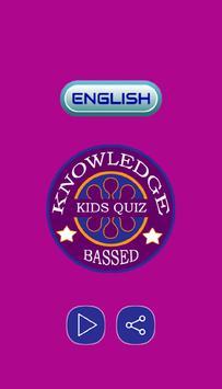 Kids Quiz poster