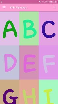 Kids Alphabet screenshot 3