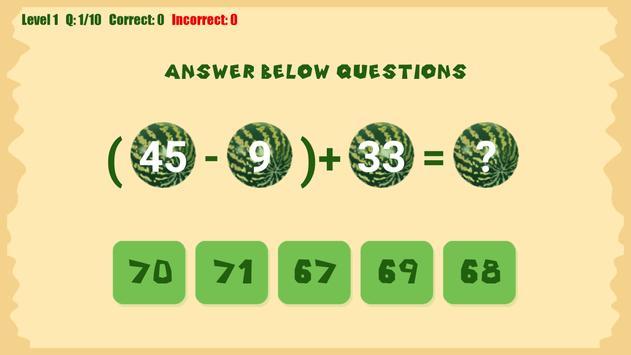 Best Math Games screenshot 6