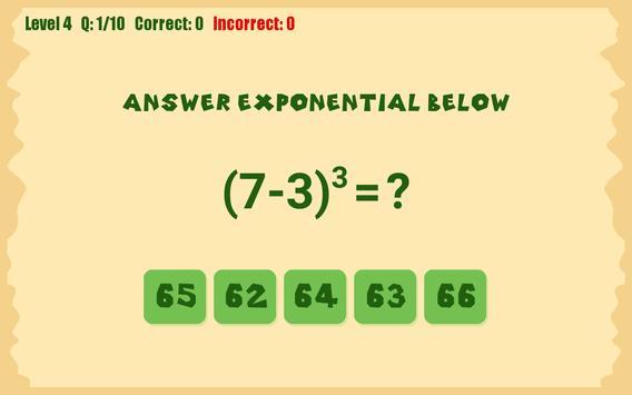 Best Math Games screenshot 9