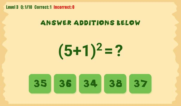 Kids Math screenshot 17