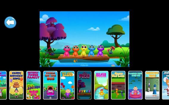 Kids Top Nursery Rhymes screenshot 11