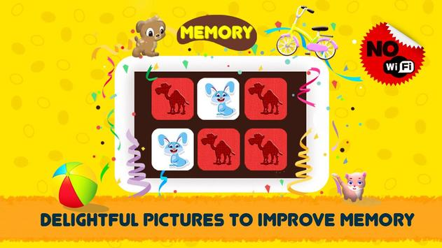 ABC Song - Rhymes Videos, Games, Phonics Learning capture d'écran 5