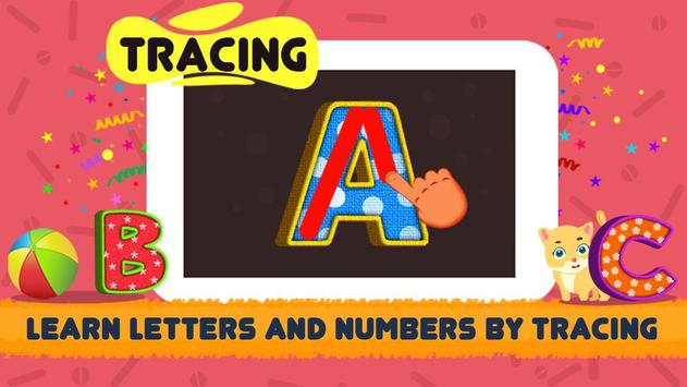 ABC Song - Rhymes Videos, Games, Phonics Learning capture d'écran 8