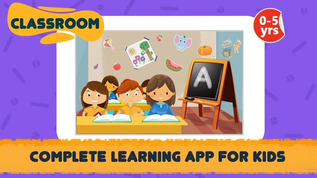 ABC Song - Rhymes Videos, Games, Phonics Learning capture d'écran 10