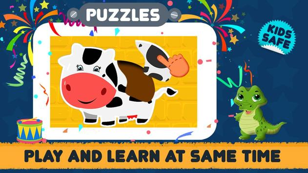 ABC Song - Rhymes Videos, Games, Phonics Learning capture d'écran 3