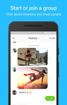 Kik imagem de tela 1
