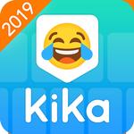 Teclado Kika 2019 - Teclado Emoji, Emoticon, GIF APK